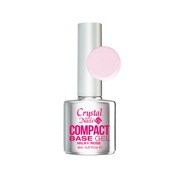 Compact Base gel milky rose - 8ml