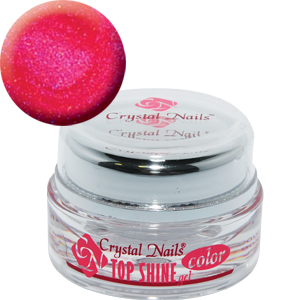 Top Shine Color - metál-piros 5ml