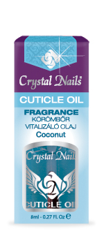 Cuticle Oil - Bőrolaj - Kókusz 8ml