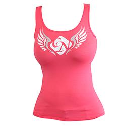 Szépségkirálynő 2013 top, rózsaszín - XL