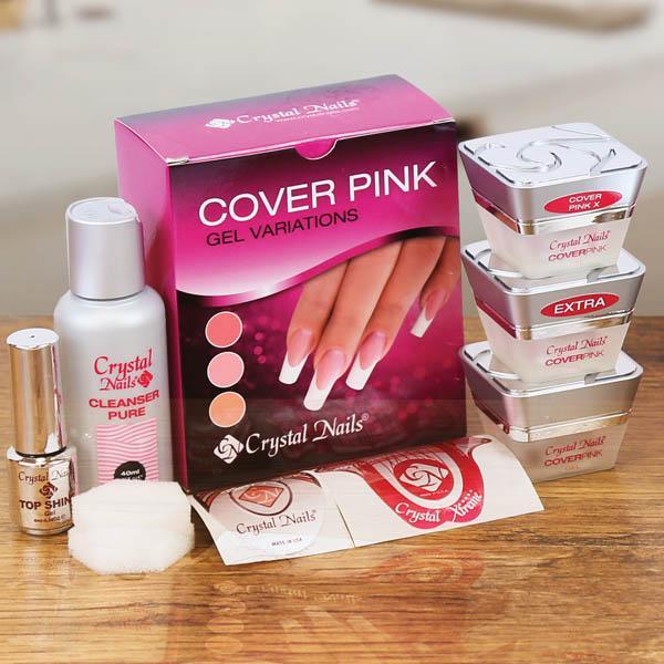 Cover Pink Gel készlet