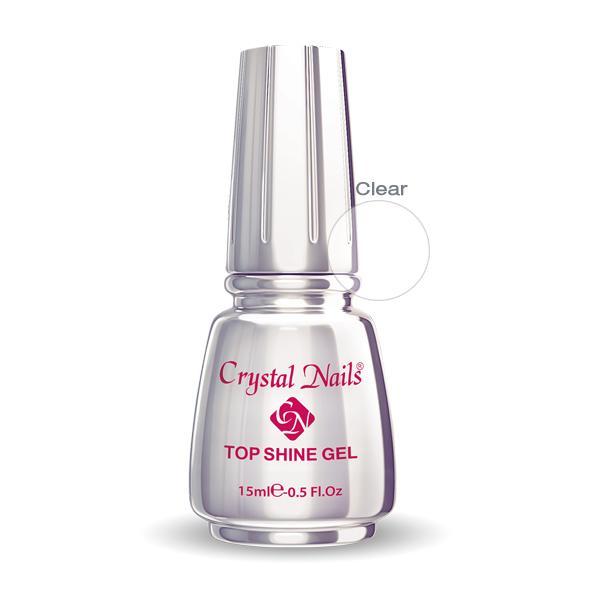 Top Shine zselé (Clear) - 15ml