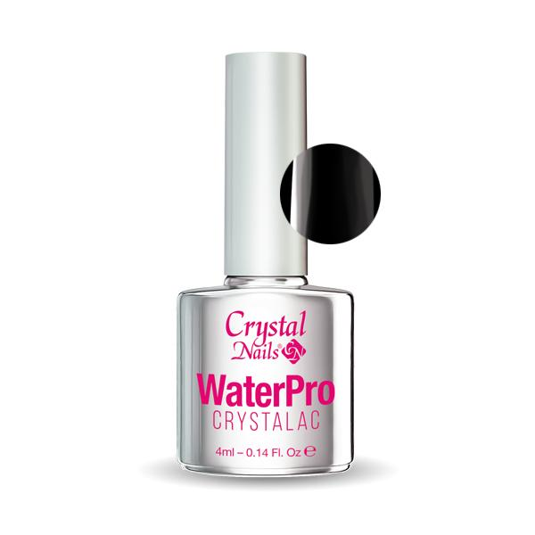 WaterPro CrystaLac 4ml - FEKETE