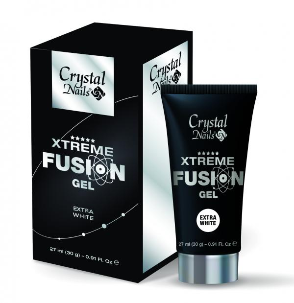 Xtreme Fusion AcrylGel Extra White - 30g