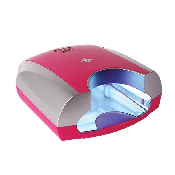 CRYSTAL UV Lámpa M2.2 (4x9W) - Pink színben