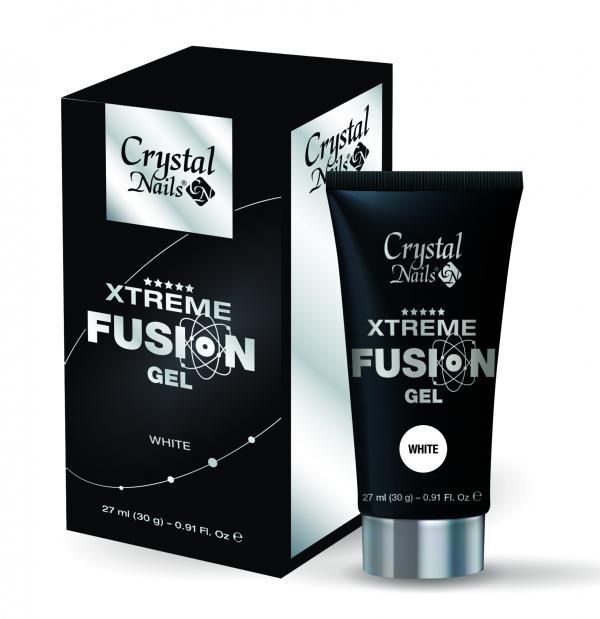 Xtreme Fusion AcrylGel White - 30g