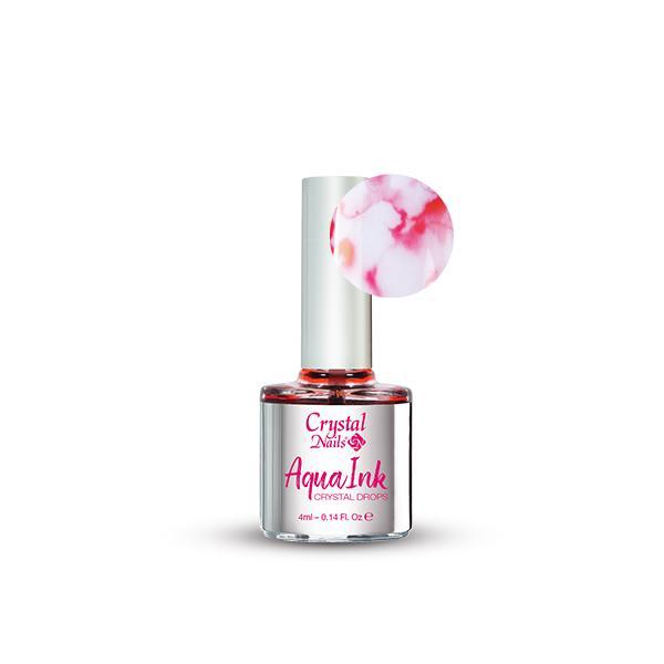 AquaInk Crystal Drops 3 - Red 4ml