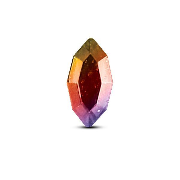 CRYSTALLIZED™ - Swarovski Elements - 001AB (Crystal Aurora Borealis) Búzaszem