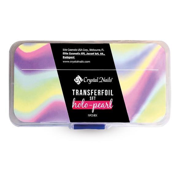 Transzferfólia Szett - Holo-Pearl