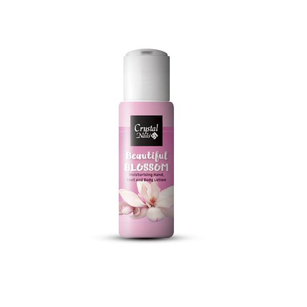 Moisturising Hand, Foot and Body Lotion - Beautiful Blossom 30ml