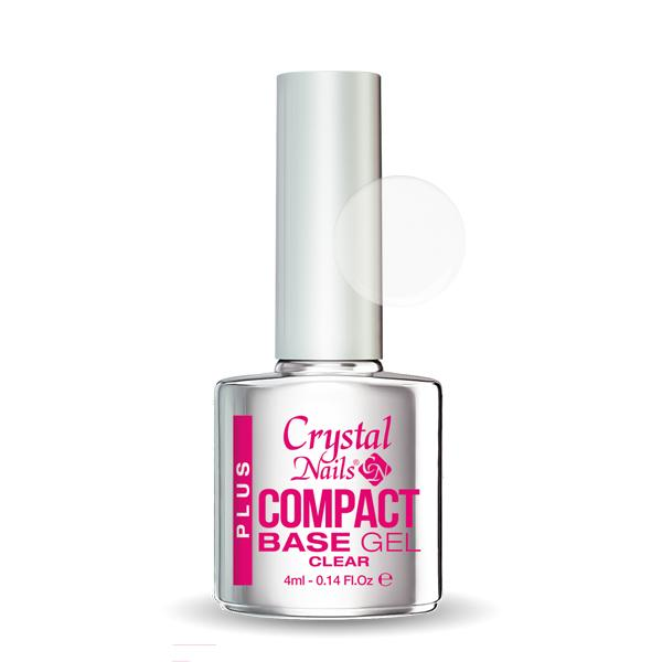 Compact Base gel PLUS Clear - 4ml