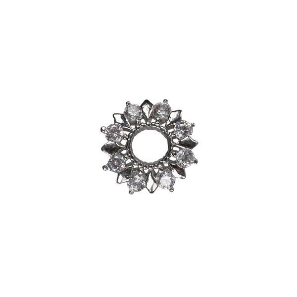Nail Charm 5 - ezüst