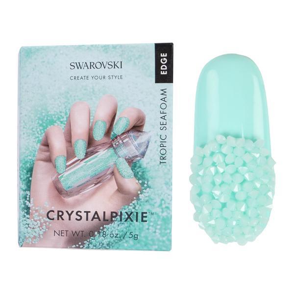 Swarovski Crystal Pixie – Edge Tropic Seafoam