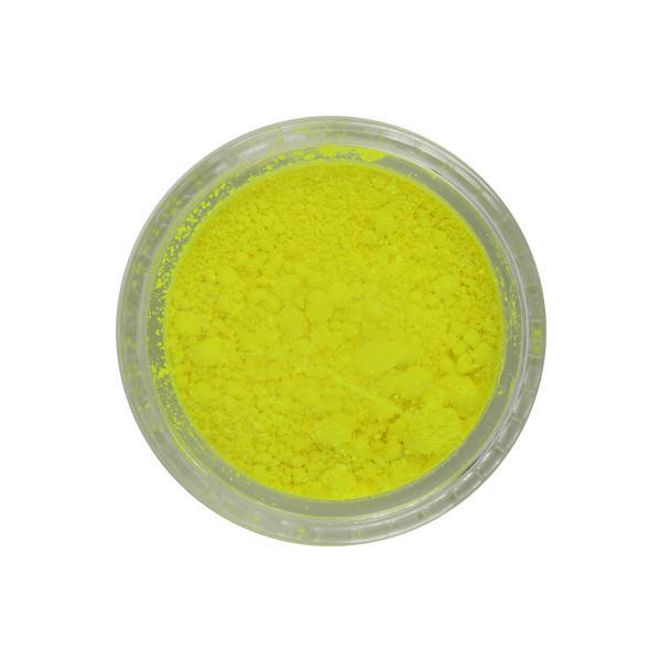 Neon pigmentpor - neon sárga
