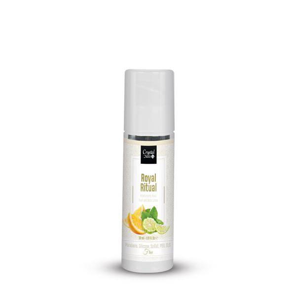 Moisturising Hand, Foot and Body Lotion - Royal Ritual 30ml