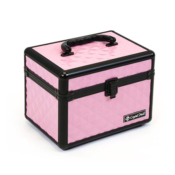Kicsi Fémbőrönd - Baby Pink
