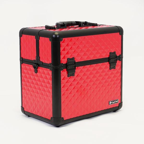 Nagy Fémbőrönd - Hot Red