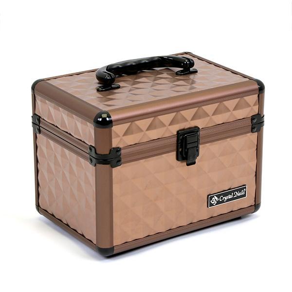 Kicsi Fémbőrönd - Bronze