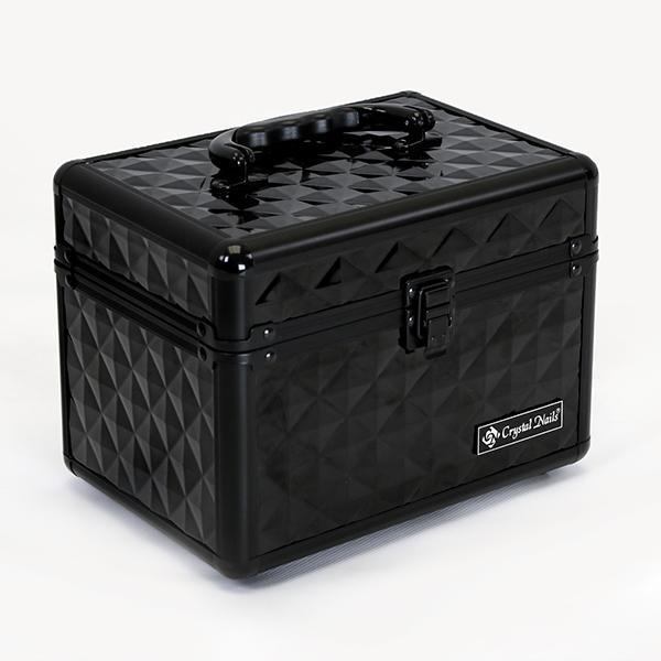 Kicsi Fémbőrönd - Black
