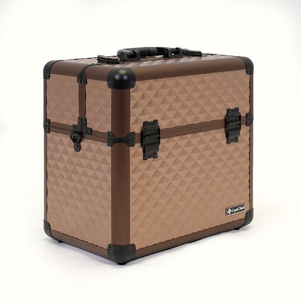 Nagy Fémbőrönd - Bronze