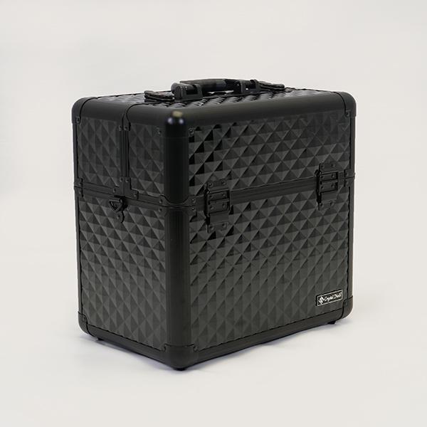 Nagy Fémbőrönd - Black