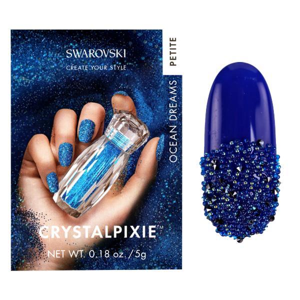 Swarovski Crystal Pixie – Petite Ocean Dreams 5g