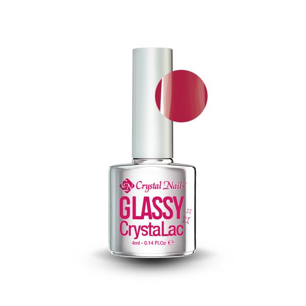 Glassy Crystalac - Red (4ml) - Limitált