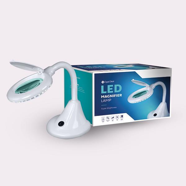 Super Brightness - Szupererős nagyítós LED lámpa