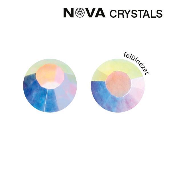 NOVA Crystal Strasszkő - White AB SS5 (1,8 mm)