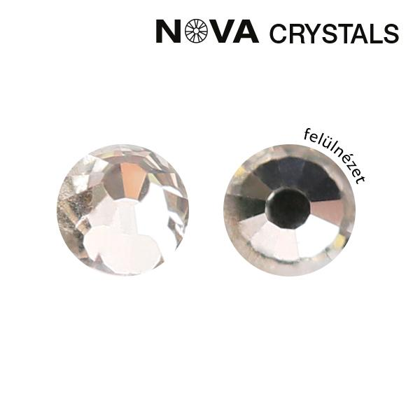 NOVA Crystal Strasszkő - White SS8 (2,4 mm)