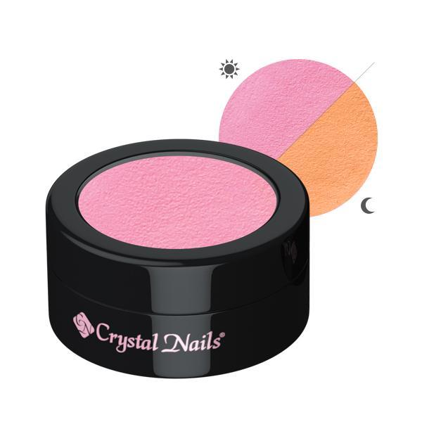 Glow pigmentpor - pink