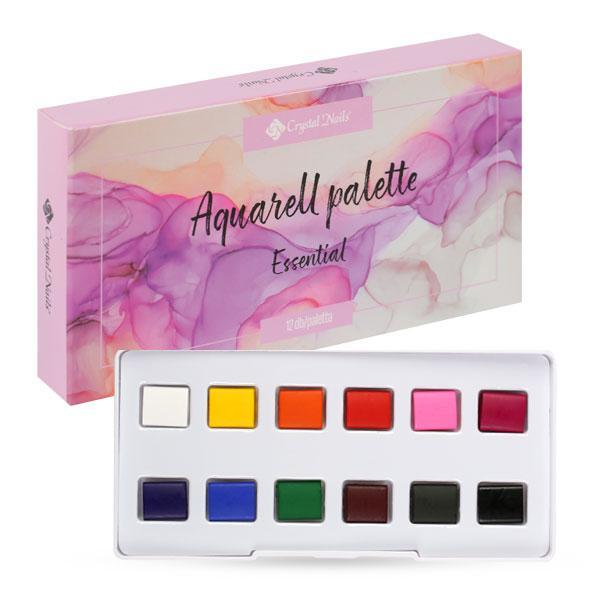 Aquarell paletta 12 darabos - Essential