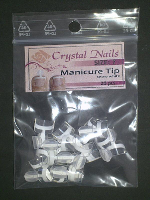 Manicure tip utántöltő 7
