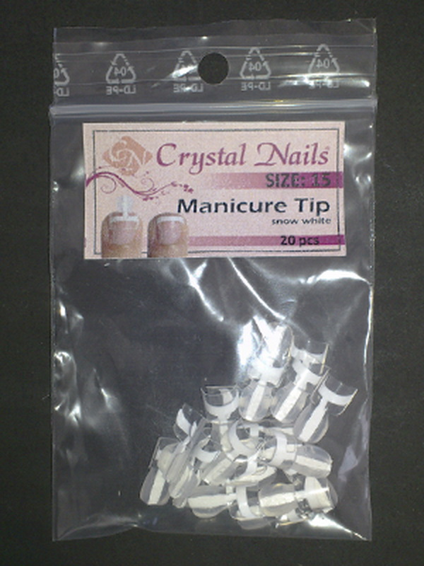 Manicure tip utántöltő 15