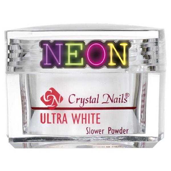 Slower Neon White 25ml (17g)