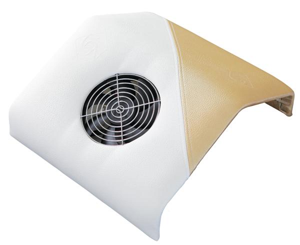 CN Dupla erős asztali porelszívó - Arany/fehér