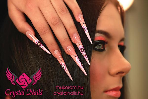 Crystal Nails poszter 19 - 70x50cm