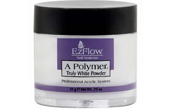EzFlow A-Polymer porcelánpor Truly White 21g