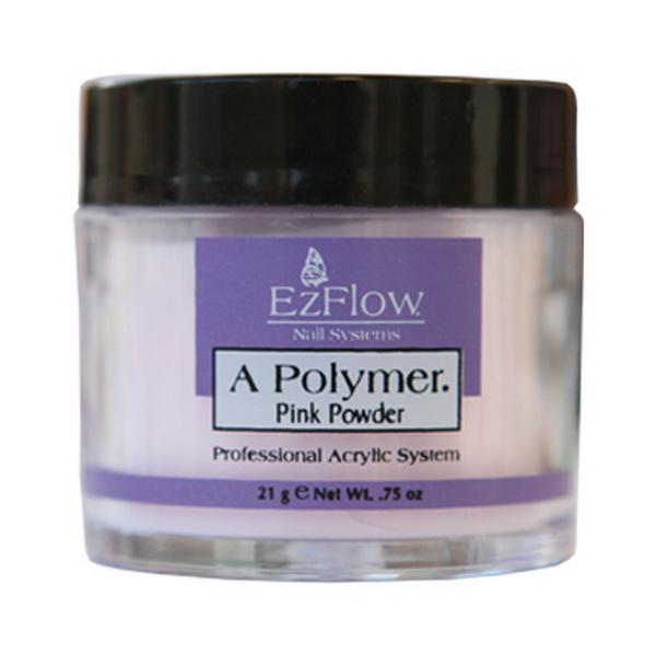 EzFlow A-Polymer porcelánpor Pink 21g