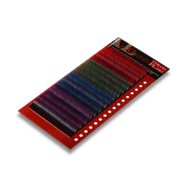 Color Flash - Fekete tő, színes vég - B/0,15/14mm