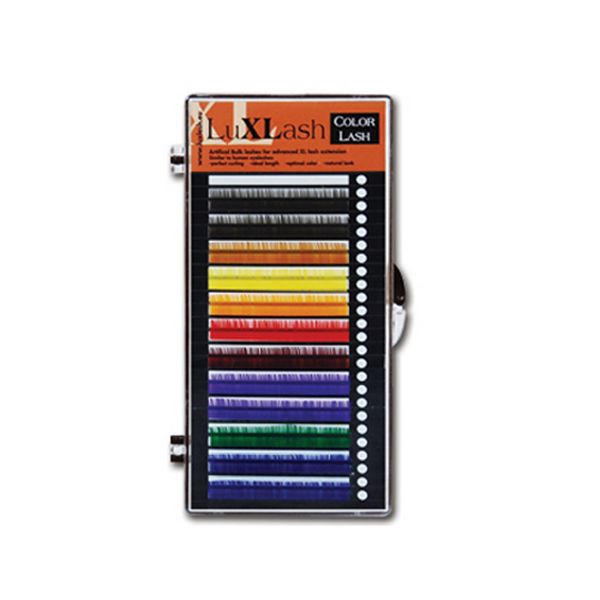 Color Lash -  Színes pillák B/15/8mm