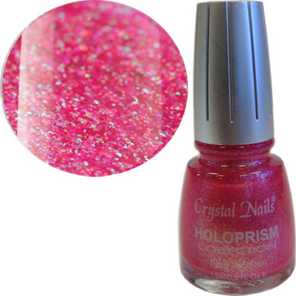 Crystal Nails Glamour körömlakk 206 - 15 ml
