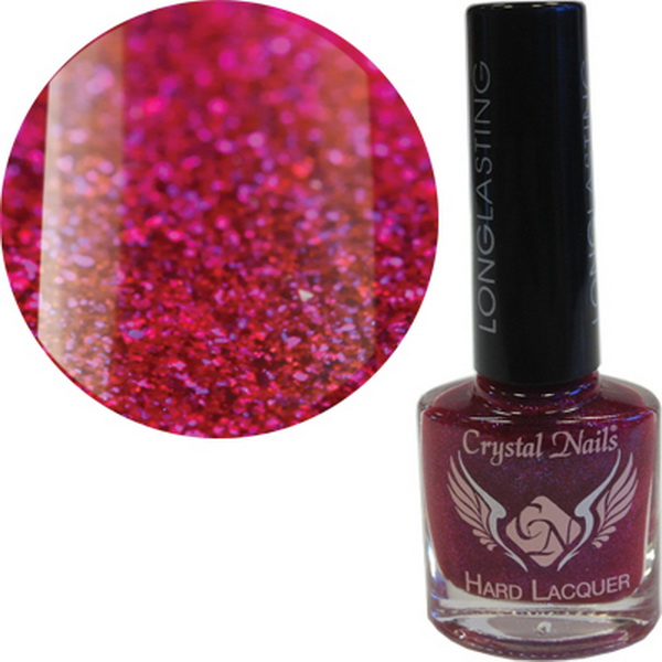 Crystal Nails Glamour körömlakk 207 - 8 ml