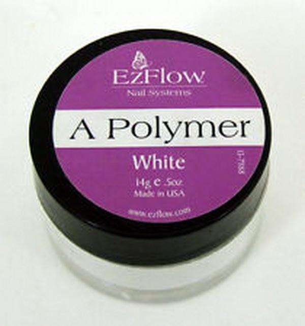 EzFlow A-Polymer porcelánpor White 14g
