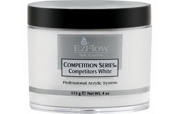 EzFlow Competition Series - Competitors White porcelánpor 227g
