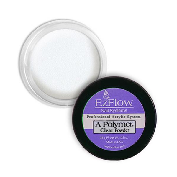 EzFlow A-Polymer porcelánpor Clear 14g