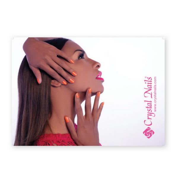 Crystal Nails Poszter 33 - A/3 méret