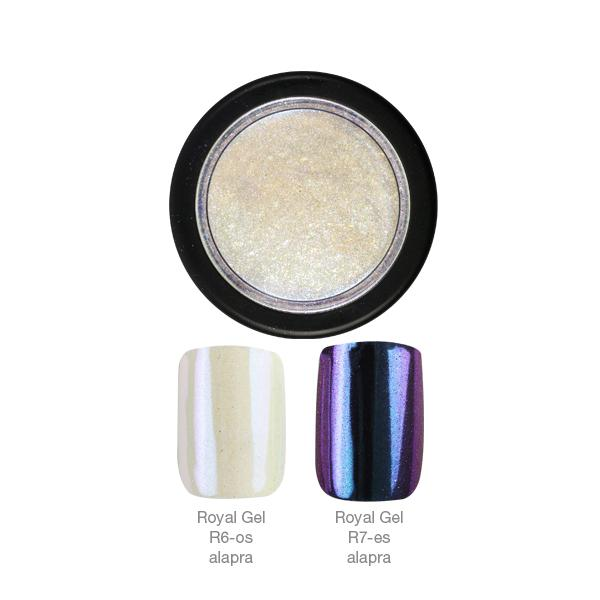 Crystal Nails ChroMirror króm pigmentpor - Chameleon 3