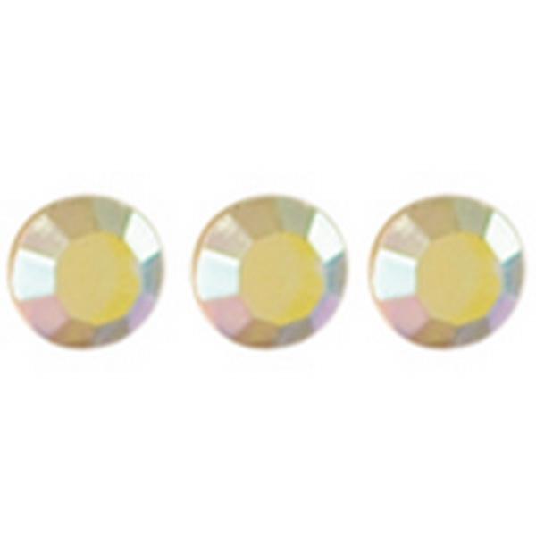 Crystal hajékszer strassz  - holo-kristály 96 db