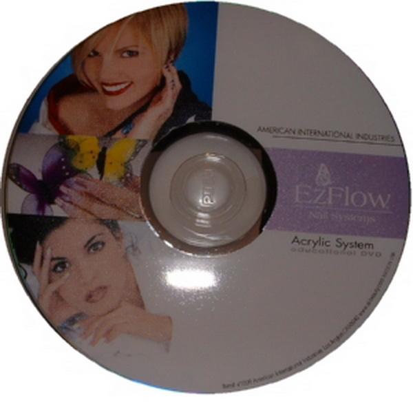 Ez Flow Porcelán Technika angol nyelvű DVD